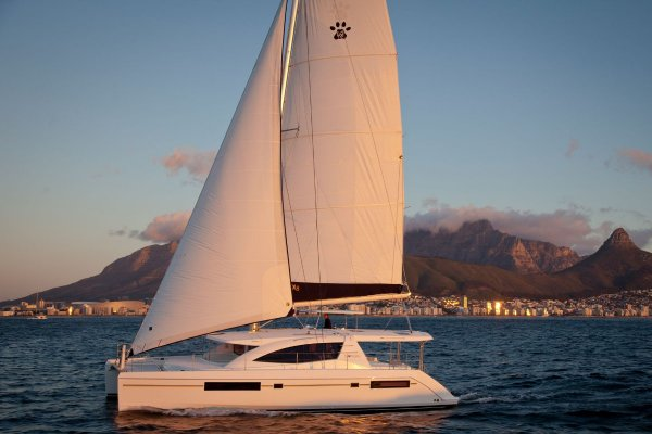 New Leopard Catamarans 48