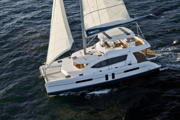 New Leopard Catamarans 58