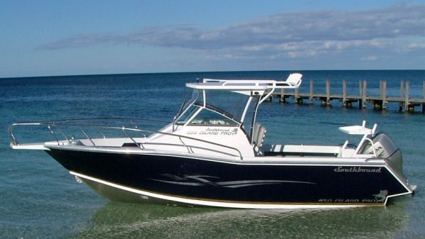 SOUTHBOUND 650 ISLAND PRO/OPEN HARD TOP/HULL ONLY @ $31990