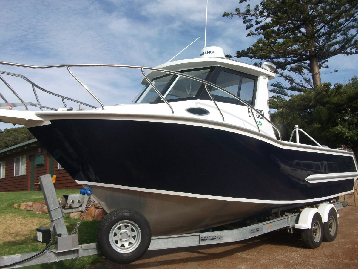 SOUTHBOUND 750 HARDTOP OCEAN CLASSIC