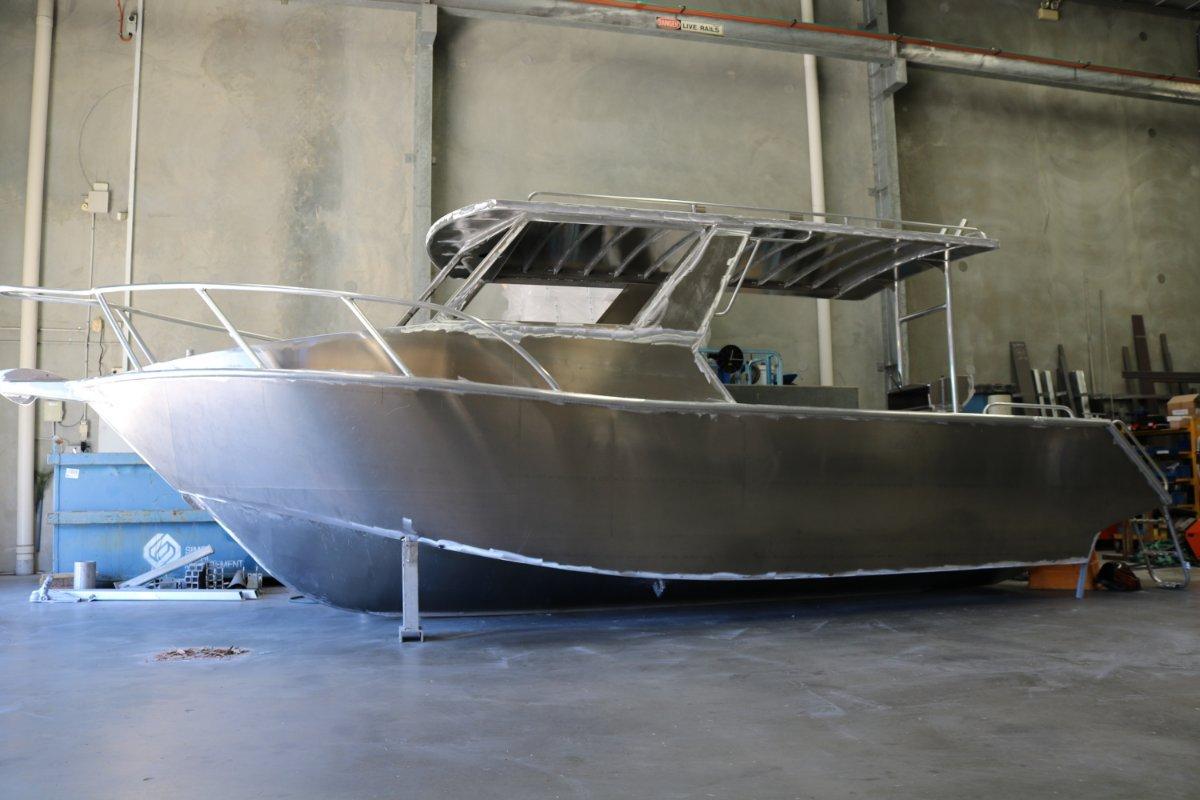 Oceanic Fabrication 6.7 hardtop