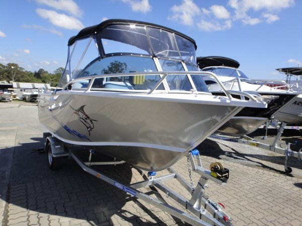 Formosa 580 Tomahawk Classic Runabout