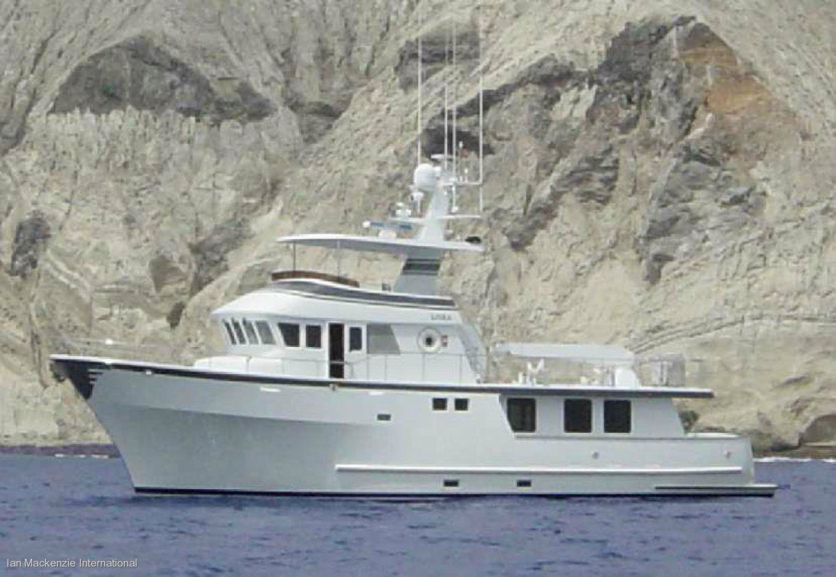 Northern Marine Expedition Motor Yacht 24 M