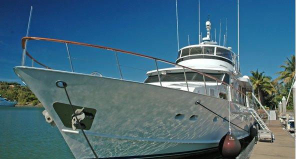 Lloyd Lloyds 90 Motor Yacht