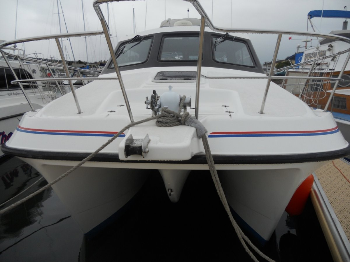 "Noosa Cat 4100 Sportscruiser ""Lisa"""
