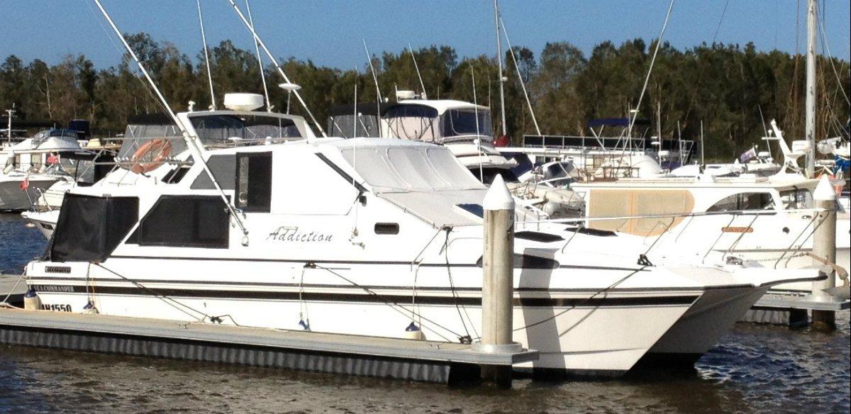 Sea Commander 39 Powercat