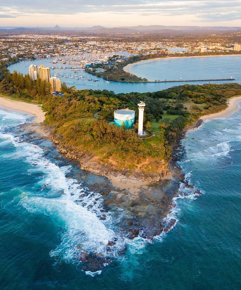 12m Marina Berth for sale at Mooloolaba Marina Including Sea Pen