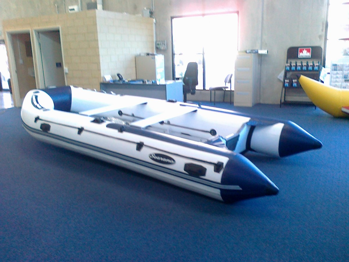 Searano 4.7m Inflatable Boat