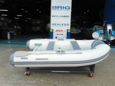 New Sirocco 270 Alloy Rib