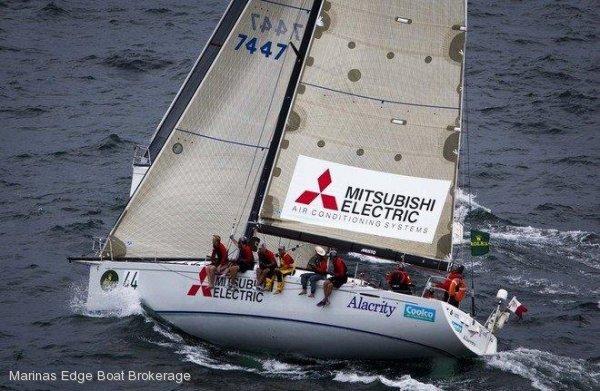 Beneteau First 44.7 Racing Yacht