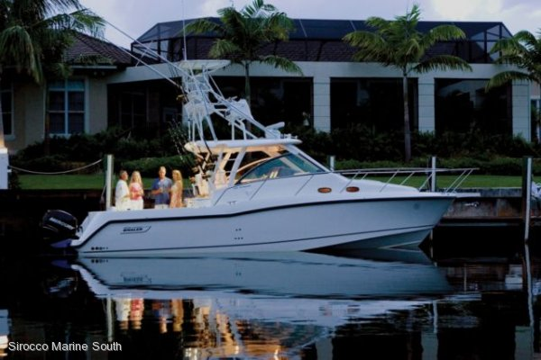 New Boston Whaler 345 Conquest