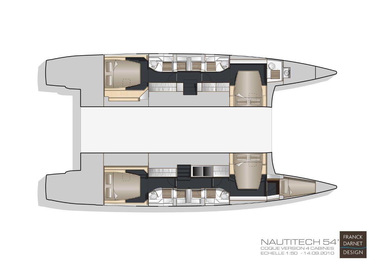 Nautitech 542