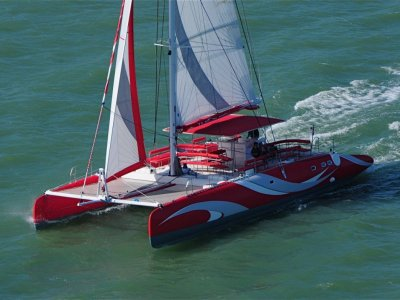 New Ocean Voyager Fast 62