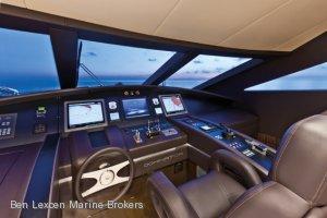 New Dominator 720s Flybridge.