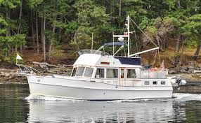 Grand Banks 49' Trawler