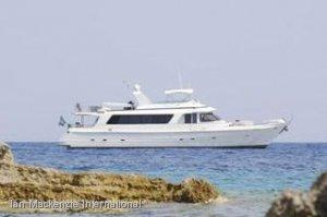 Kha Shing 79' Long Range Cruiser