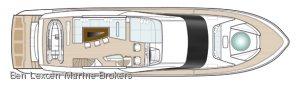 DOMINATOR 780 FLYBRIDGE