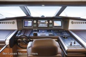 New Dominator 780 Flybridge