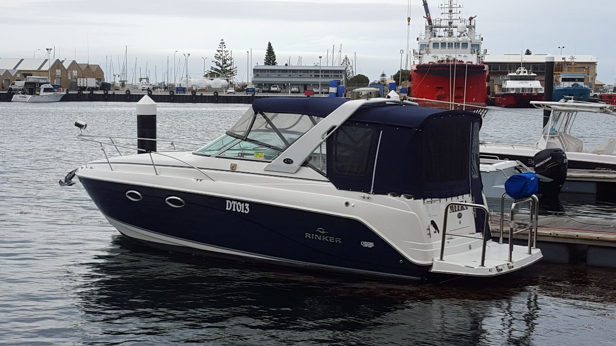 Rinker 270 Express Cruiser 1 Share @ $22,950 ono
