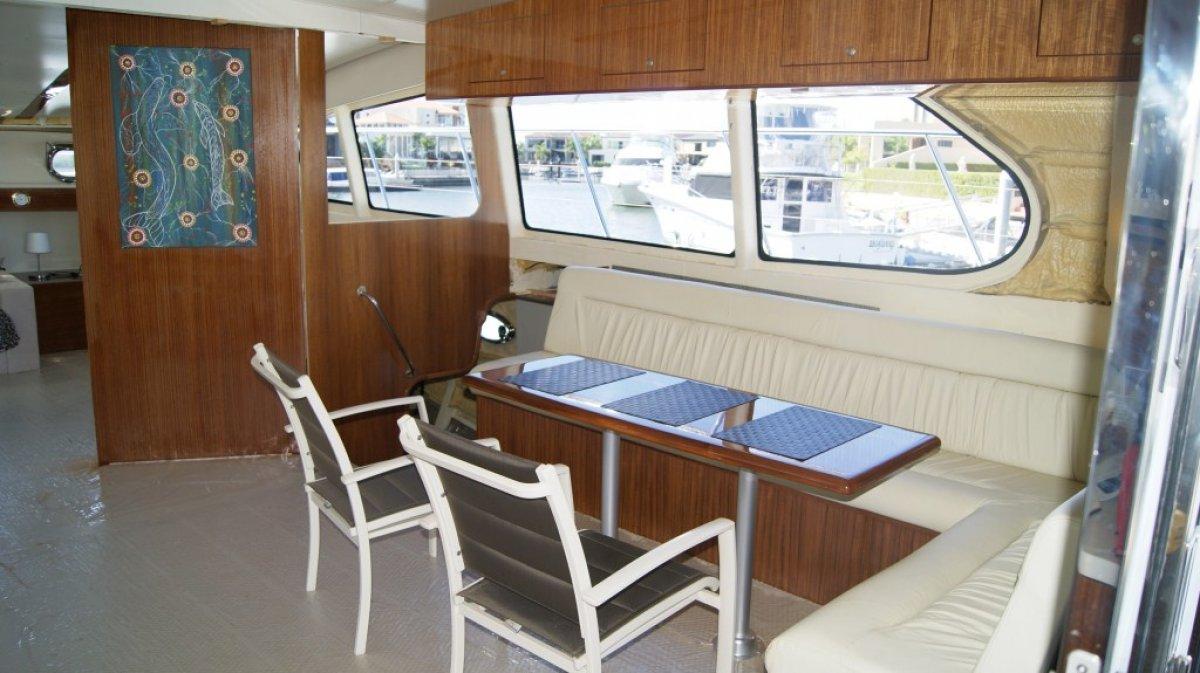 Crusader 57 Catamaran
