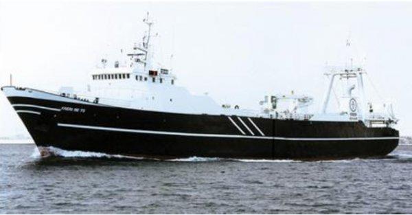79m Freezer Stern Trawler