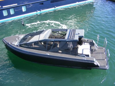 C Way Superyacht Tender