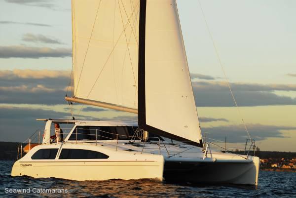 New Seawind 1160