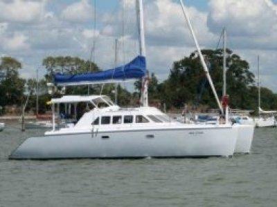 Tennant Sienna 38ft Sailing Catamaran