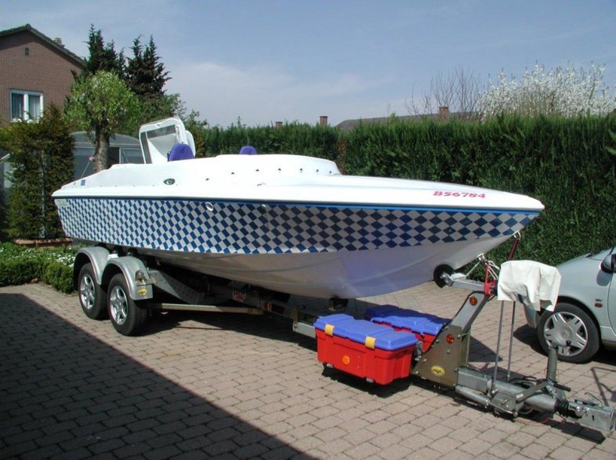 Tulio Abarte 6m Sports Boat