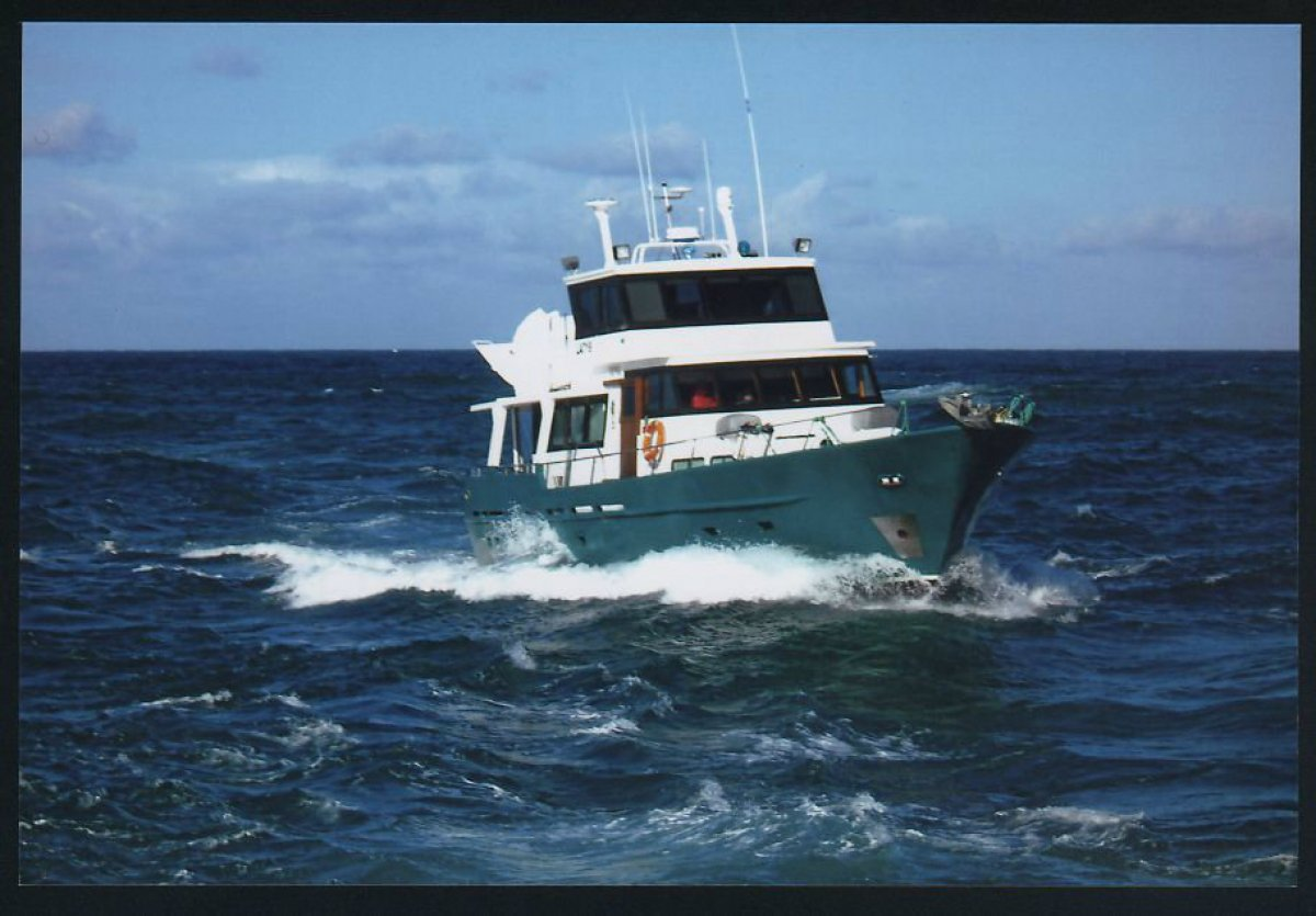 MV Seahorse
