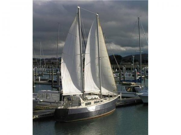 Shoal Draft Schooner - Dutch