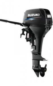 SUZUKI DT9.9HP 2 STROKE OUTBOARD MOTOR