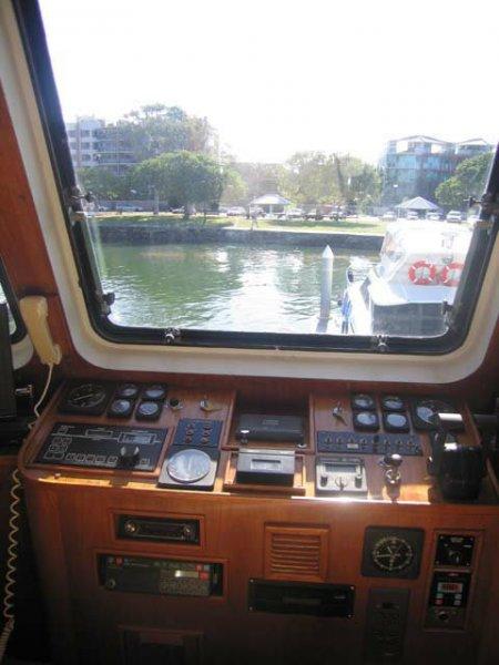 Passage Maker - 70' Steel Motor Cruiser