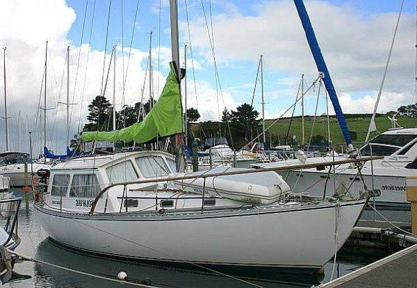 Cavalier 39 Motorsailer