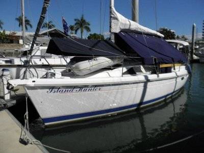 Hunter 29.5 Yacht