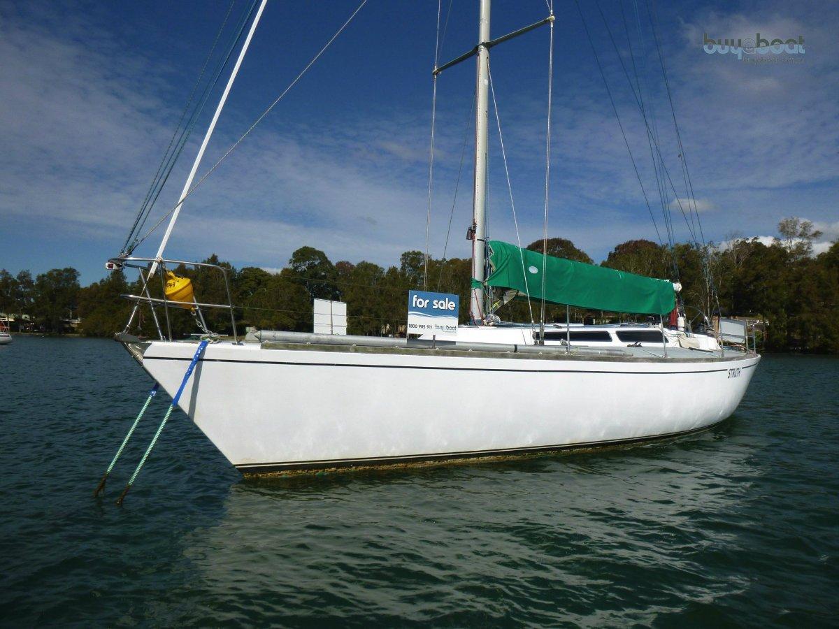 42 Yacht Green