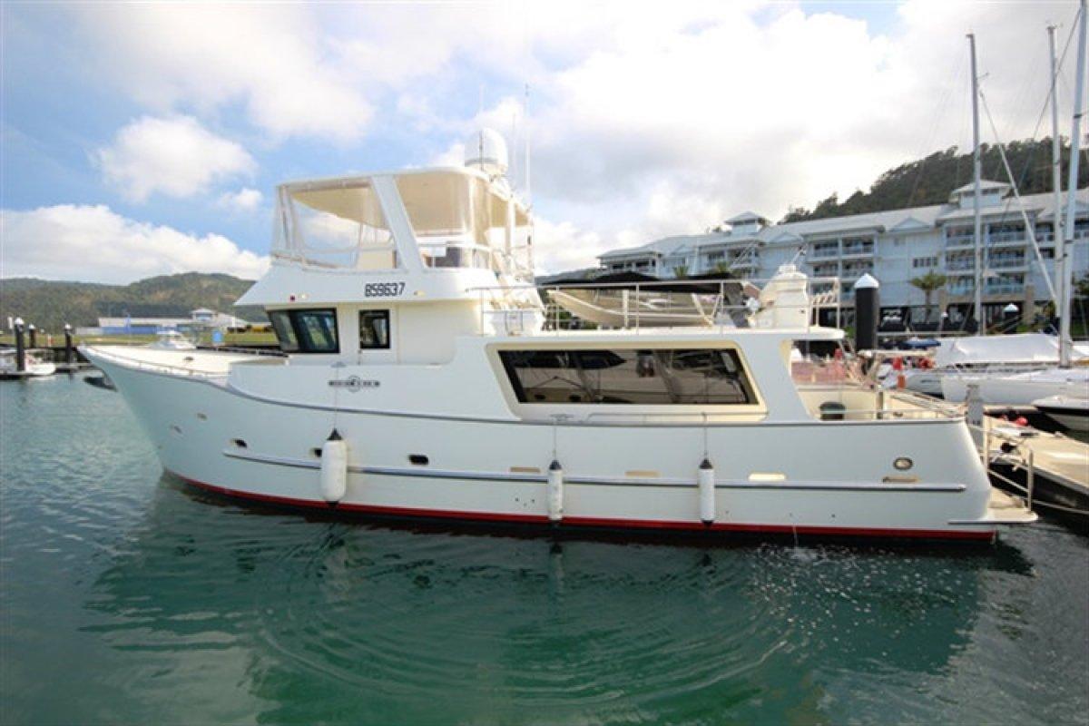 63 High Seas Explorer Motor Yacht