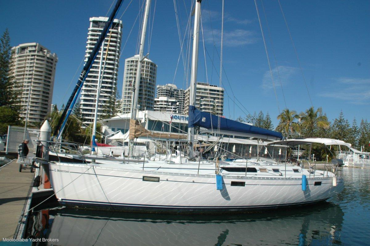Beneteau 432:Beneteau 432_Mooloolaba Yacht Brokers.