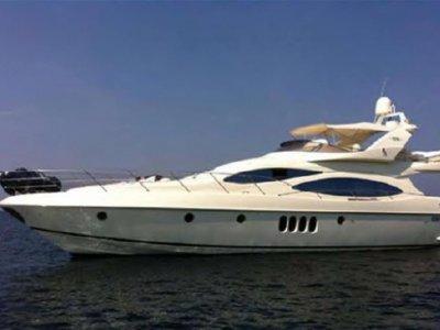 "21.2m (69'7"") Azimut Flybridge Cruiser"