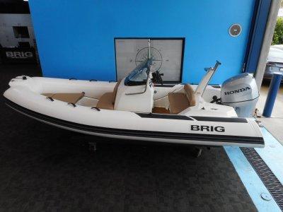 New Brig Eagle 480 Deluxe Hypalon Rib
