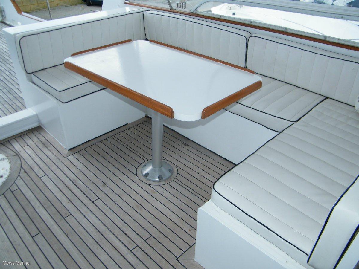 70 Halvorsen Motor Yacht
