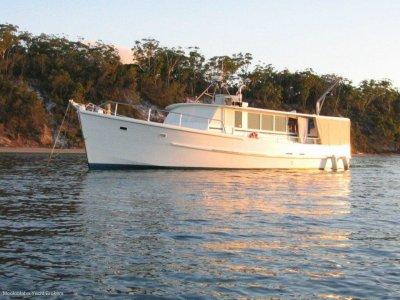 Sharpie 54' Trawler
