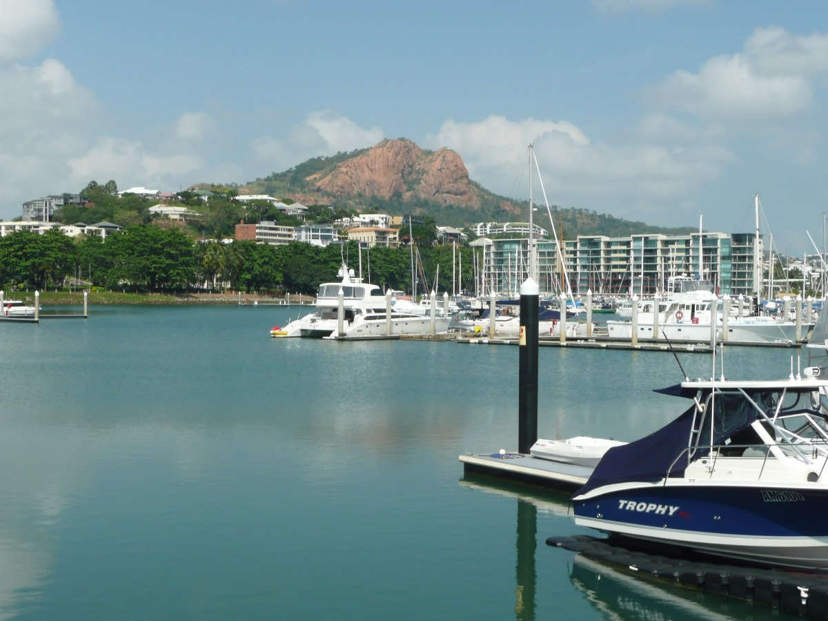 20M berth for sale at Breakwater Marina Townsville