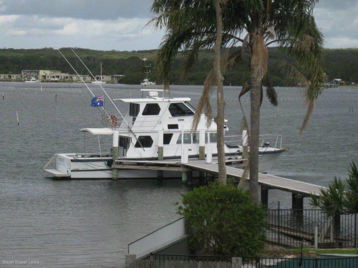 Precision Randell 54 Flybridge Cruiser