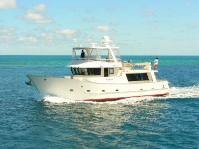 Alan Barnett 63 Motor Yacht