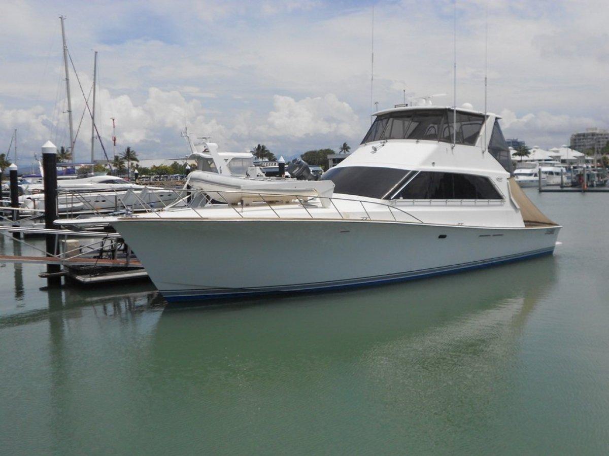 Ocean Yachts Sportfish 58