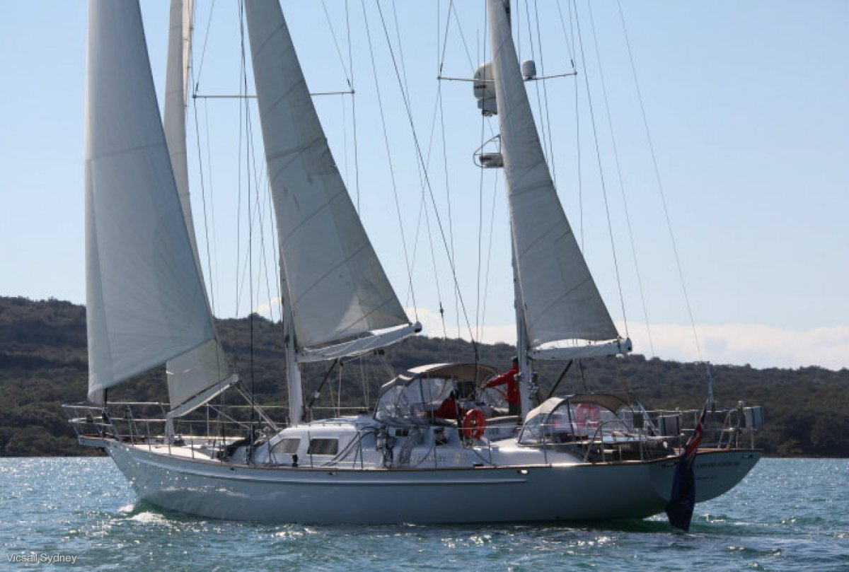 Dubois 78' Sailing Ketch