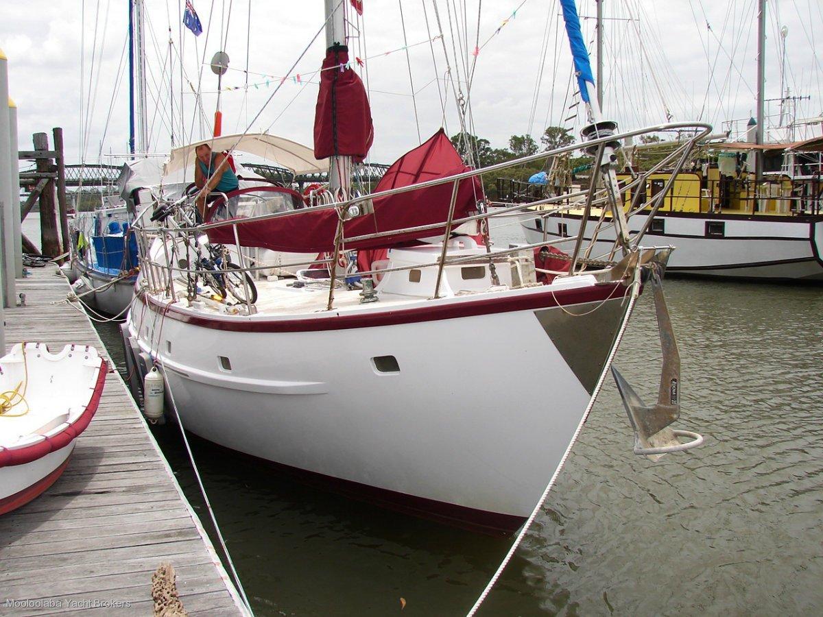 33' Timber Sailing Yacht