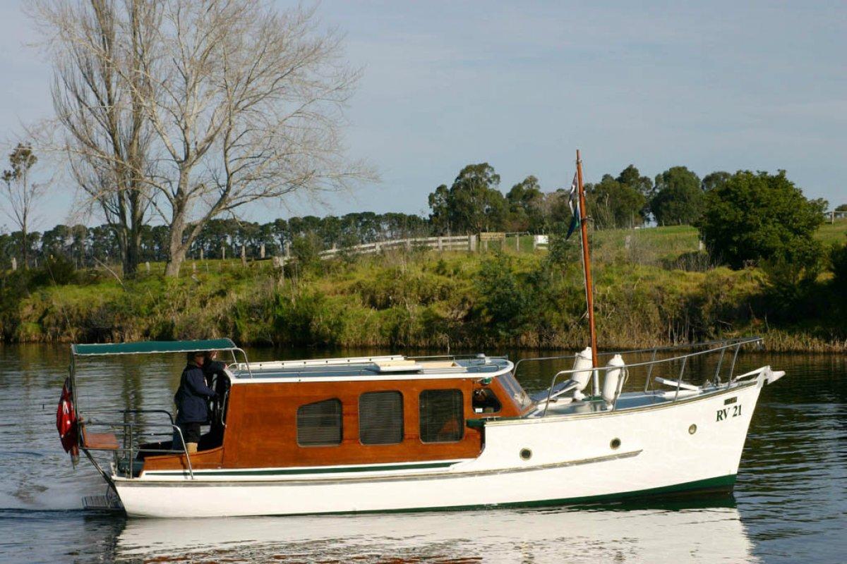 Huon Pine Classic Cruiser