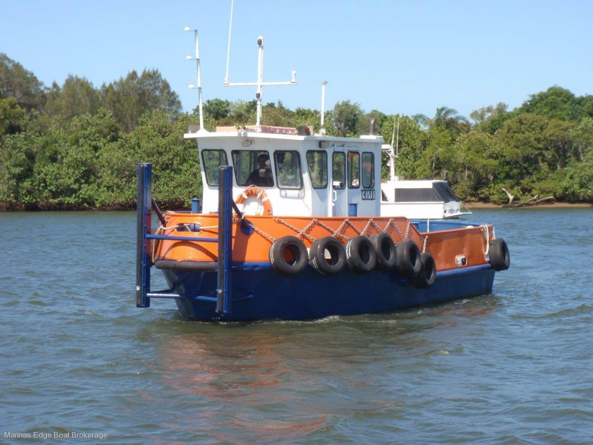 COMMERCIAL HARBOUR TUG
